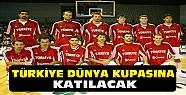Türkiye Dünya Kupasına Katılıyor