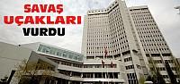 Türkiye Musul Başkonsolosluğu vuruldu