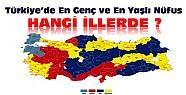 Türkiye'de En Genç ve En Yaşlı Nüfus Hangi İllerde ?