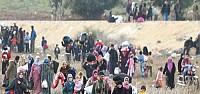 Türkiye'de Göçmen Sayısı Patladı