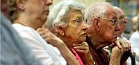 Türkiye'de yaşlı nüfus arttı