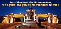 Türkiye'nin En İyi Üniversiteleri-Selçuk...