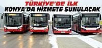 İlk Elektrikli Otomobile Konyalılar Binecek