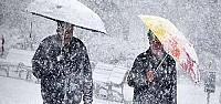 Türkiye'ye Kar Geliyor