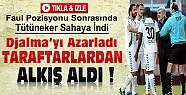 Tütüneker Oyuncusunu Azarladı Trabzonlu Taraftarlar Alkışladı-VİDEO