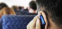 Uçakta Cep Telefonuna Şartlı İzin