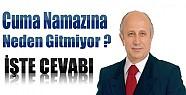 Yaşar Nuri Hoca Cuma'ya Neden Gitmediğini Açıkladı