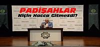 Yavuz Bahadaroğlu seminerlerine yoğun ilgi