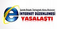 Yeni İnternet Yasası Meclisten Geçti