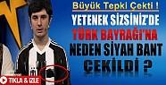 Yetenek Sizsiniz'de Türk Bayrağı'na Siyah Bant Çekilmesi Tepki Topladı-Video
