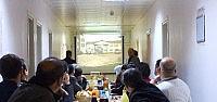 Yunak Devlet Hastanesi'nde Toplantı