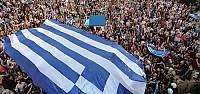 Yunanistan'da büyük şok