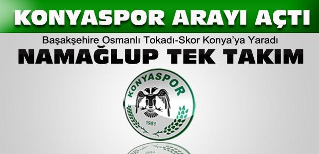 Torku Konyaspor 3.Sıraya İyice Yerleşti