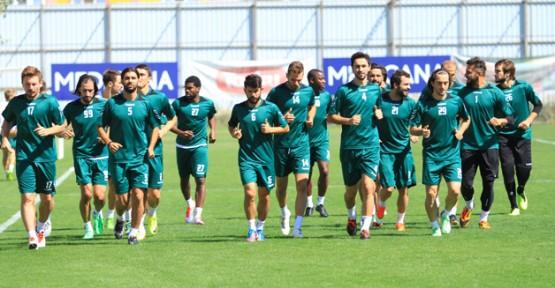 Torku Konyaspor, Elazığspor Maçı İçin Konya'dan Ayrıldı
