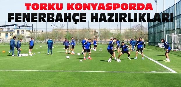 Torku Konyaspor Fenerbahçeye bileniyor