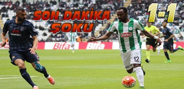 Torku Konyaspor M.Başakşehir Maç Sonucu