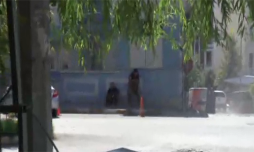 Tunceli'de saldırı:1 polis şehit