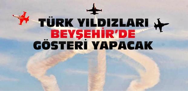 Türk Yıldızları Konya'da 2.kez gösteri yapacak