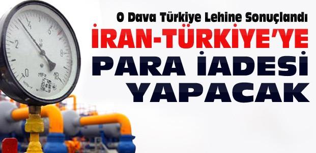 Türkiye İran Davasında Türkiye Lehine Karar