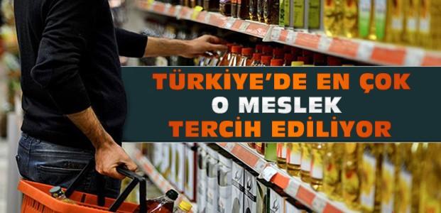 Türkiye'de en çok tercih edilen meslek hangisi?