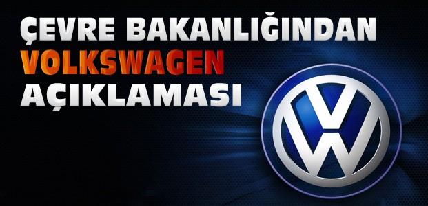 Türkiye'deki Volkswagenler İncelemeye Alınıyor