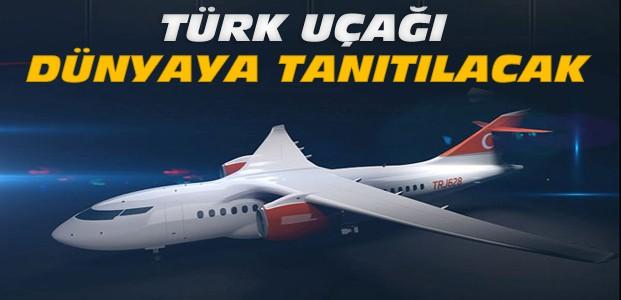 Türkiye'nin Milli Uçağı Görücüye Çıkıyor