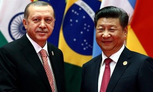 Türkiye'ye Şangay'da ilk görev