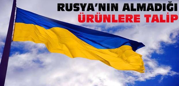 Türkiye'ye Ukrayna'dan Destek