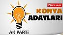 Ak Parti'nin Konya Adayları-FOTO GALERİ