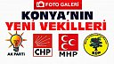 Konya'nın Yeni Milletvekilleri-FOTO GALERİ
