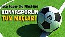 Fikstür Çekildi-İşte Konyasporun Tüm Maçları