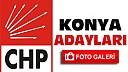 CHP'nin Konya Adayları Kimdir? FOTO GALERİ