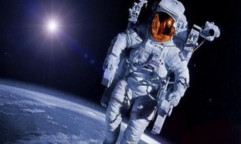 Uzaydan canlı yayın yapıldı-VİDEO