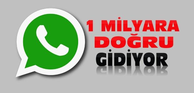 WhatsApp 800 Milyon Kullanıcıya Ulaştı
