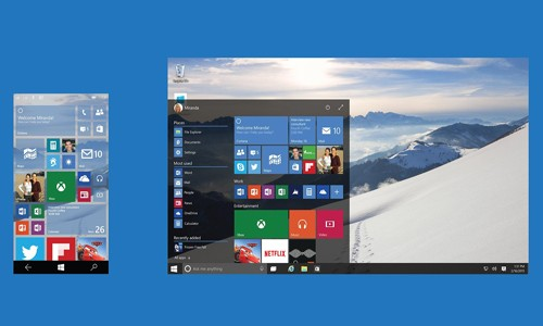 Windows 10 yayınlandı