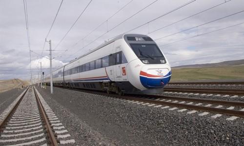 Yerli yüksek hızlı tren 2019'da raylarda