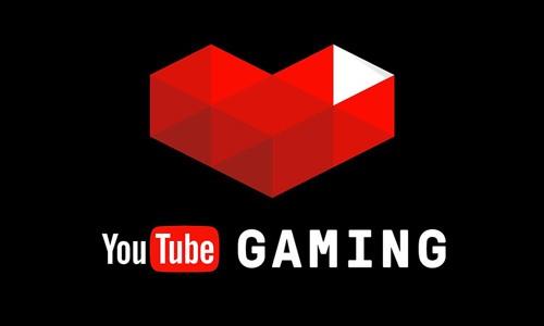 YouTube Gaming Yayınlanıyor