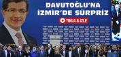 Davutoğlu'na İzmir'de Orkestra Sürprizi