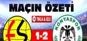 Eskişehirspor Konyaspor Maçının Özeti