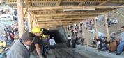 Ermenek'te Maden Ocağını Su Bastı