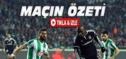 T.Konyaspor Beşiktaş-ÖZET