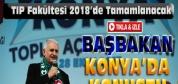 Başbakan Yıldırım Konya'daki Törende Konuştu
