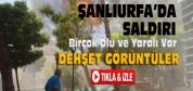 Suruç'taki Patlamadan Şok Görüntüler