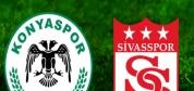 Konyaspor-M.Sivasspor ÖZET