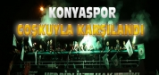 Atiker Konyaspora Coşkulu Karşılama