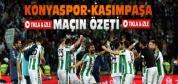 Konyaspor-Kasımpaşa