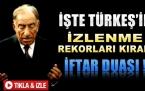 Bu Video İzlenme Rekoru Kırıyor: İşte Türkeş'in İftar Duası-İzle
