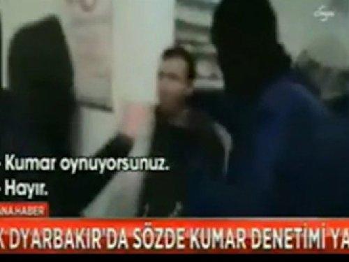 PKK'dan Kahvehaneye Kumar Baskını