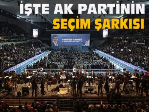 Ak Partinin Yeni Seçim Şarkısı