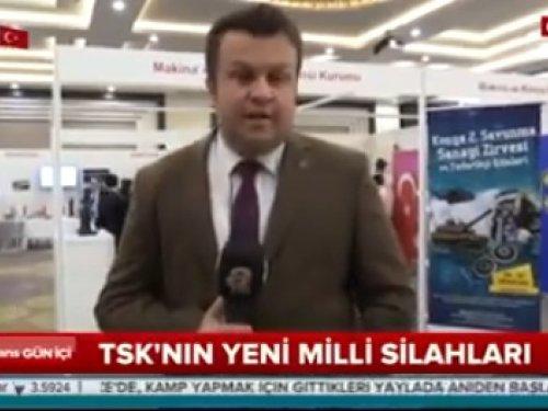 %100 Yerli Silahlar Konya'da Sergileniyor